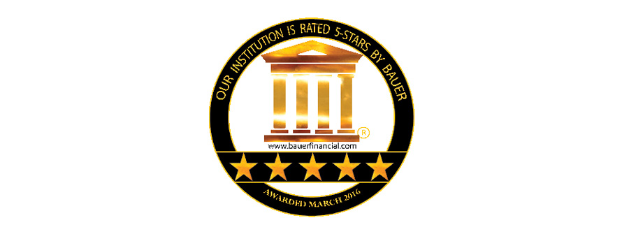 Colonial+Earns+%e2%80%9cFive+Stars+--+Highly+Recommended%e2%80%9d+rating+from+Bauer+Financial